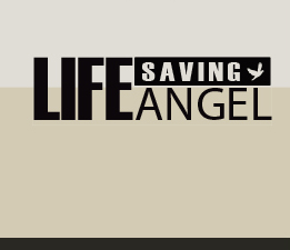 Life Saving Angel Logo